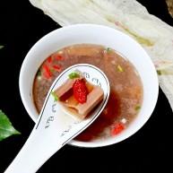 打断骨头连着筋的排骨藕汤