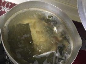 日本昆布菜鱼高汤