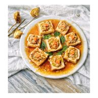 吃豆腐+创意豆腐盅