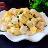 吃豆腐+豆腐滑鸡蛋