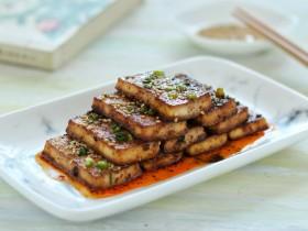 吃豆腐+麻辣烤豆腐