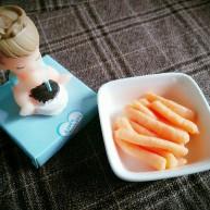 玉米胡萝卜虾条