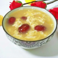 红枣鸡蛋汤