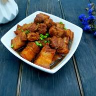 无肉不欢 + 红烧五花肉油豆腐