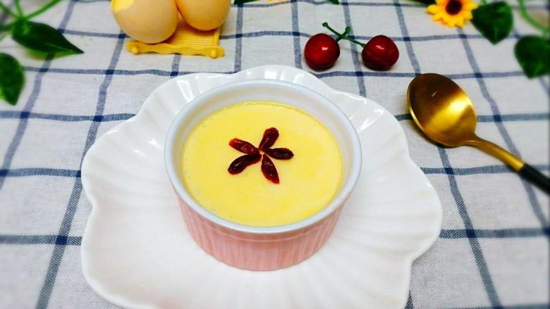 牛奶鸡蛋布丁--牛奶鸡蛋羹