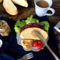 法式蓝带面包