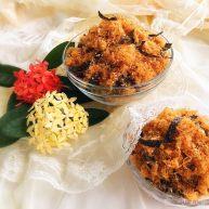 奥尔良海苔芝麻鸡肉松 (平底锅版)