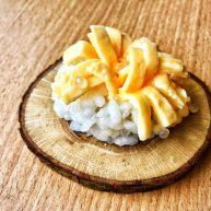 金菊西米壽司