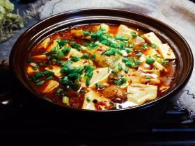 昂刺鱼炖豆腐