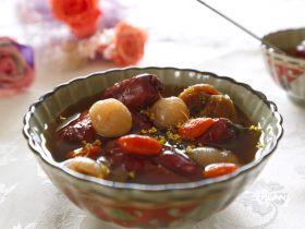 一碗湯#養顏滋補之紅棗桂圓湯