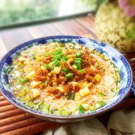 早餐-绵竹笋子米粉