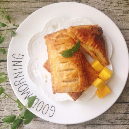 早餐➕香酥芒果派