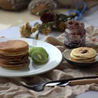 早餐+无泡打粉版松饼