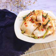 韩式辣白菜(辣酱调制)