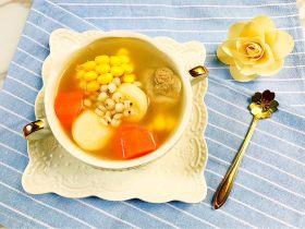 必备汤品——祛湿清润猪筒骨汤