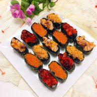 美味的军舰寿司🍣、三角饭团🍙 (附:寿司醋做法)