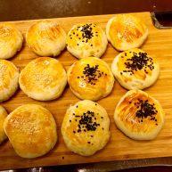 肉松饼&绿豆酥(植物油版)