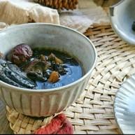 #一碗汤#熟地黑豆乌鸡汤