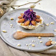 奶香紫薯泥杯子蛋糕