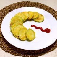 香煎西葫芦鸡蛋饼