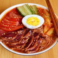 韩式荞麦冷面