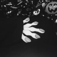 #万圣节#女巫手指饼干