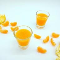 鲜榨桔子汁