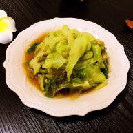 蒜茸西生菜