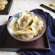 家乡风味饺子 三鲜馅饺子