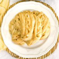 麦麸葱油花卷