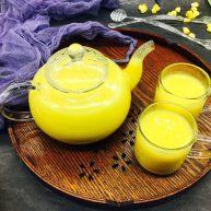 奶香鲜玉米汁(豆浆机版)