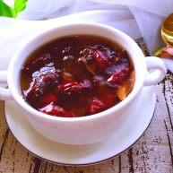 养生系列 桂圆红枣银耳汤