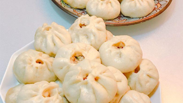 香嫩豆腐包子