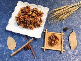 蜂蜜琥珀核桃仁——松脆又补脑
