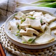 家常炖豆腐(健康无油版)