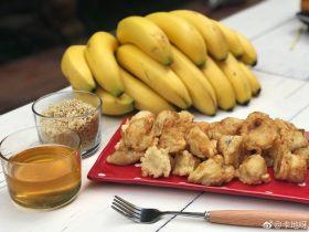 天妇罗炸香蕉