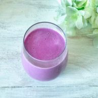 奶香紫薯燕麦糊