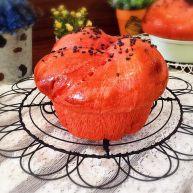 吃掉一朵花+红丝绒花儿面包