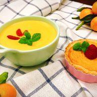 黄金南瓜派和南瓜汤