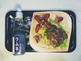 姜汁豚肉定食
