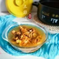 虫草花煲鸡汤