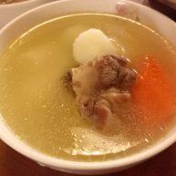 🍲淮山牛蒡龙骨汤