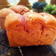 奶香紫薯迷你吐司