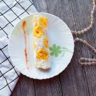 吃掉一朵花+花式鸡蛋饼