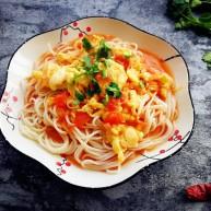 西红柿鸡蛋面(为爱下厨)