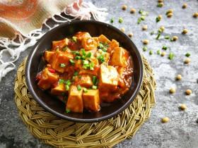 #懒人料理#家常烧豆腐(黄豆酱版)