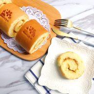 胖胖卷——肉松沙拉蛋糕卷