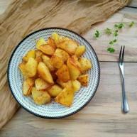 孜然香辣土豆块