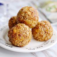 燕麦红薯球