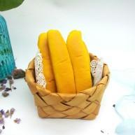 最爱面包+奶香南瓜面包棒